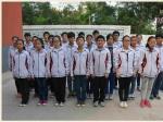 2014年春学段七年级(8)班受表彰的学生