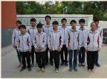 2014年春学段七年级(9)班受表彰的学生