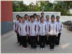 2014年春学段七年级(12)班受表彰的学生