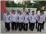 2014年春学段七年级(13)班受表彰的学生