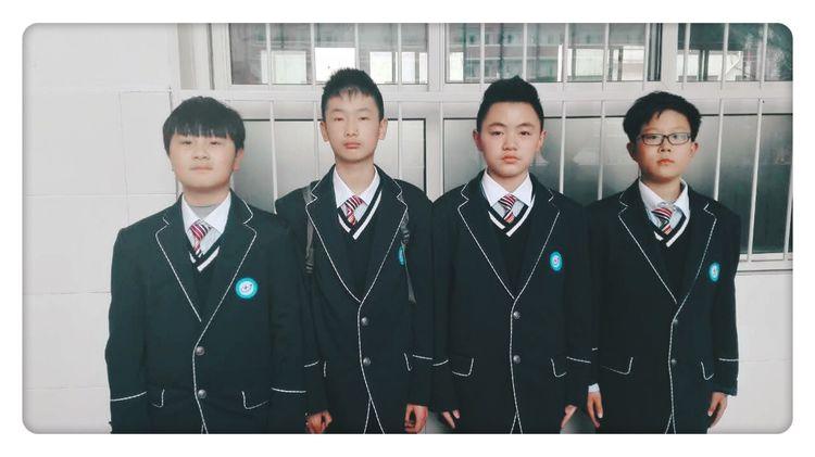 安阳市第六中学校服_实验中学校服美出新高度 - 校内新闻 - 济源市实验中学
